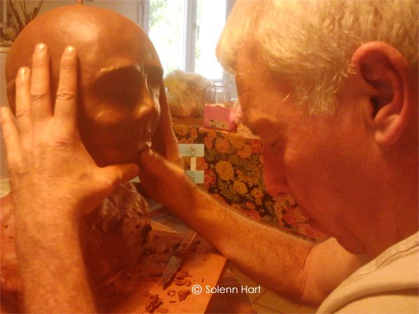 Stage de sculpture figurative